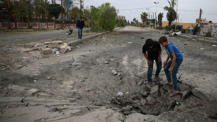 Şam'da Şii hacılara çifte saldırı