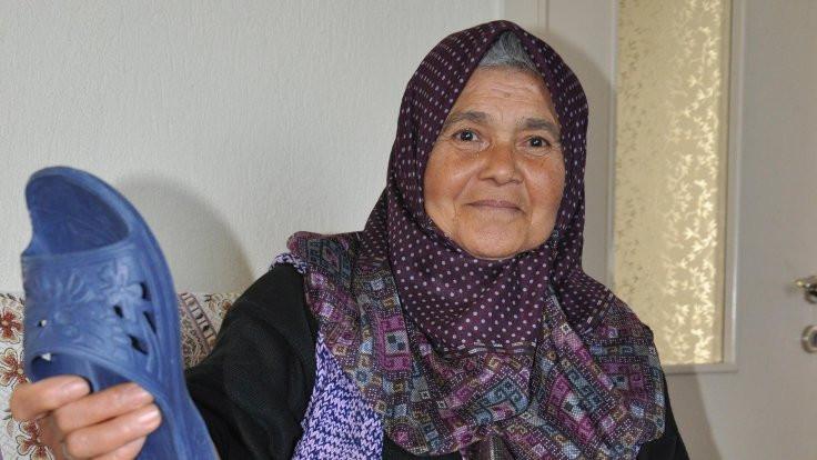 'Terlikçi anne: Beraat ettim mutluyum'