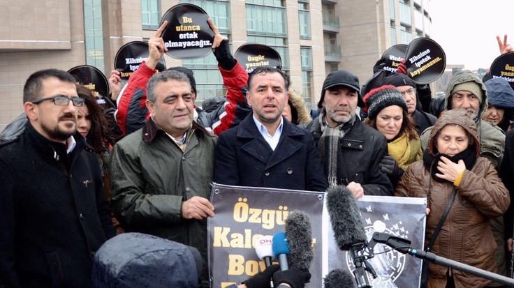 Aslı Erdoğan ve Necmiye Alpay'a tahliye