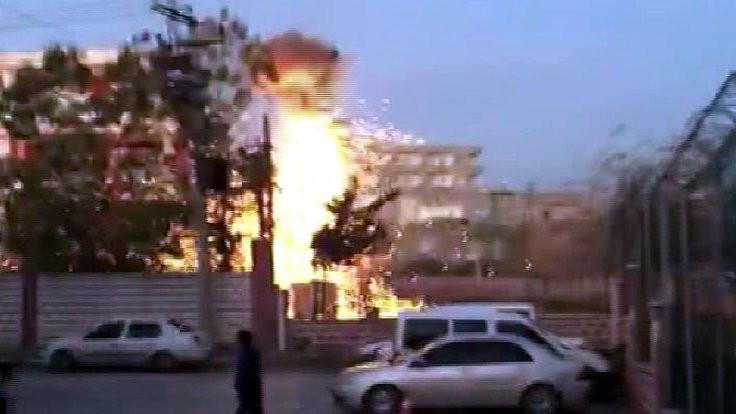Diyarbakır'da 214 trafo patladı