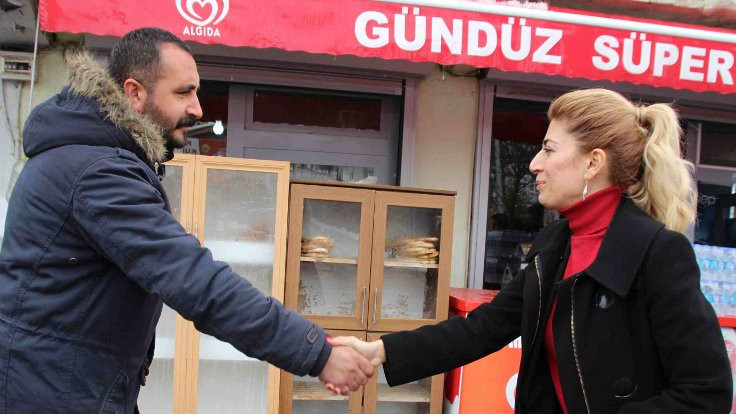 CHP'liler Varto'da 'nabız' tuttu