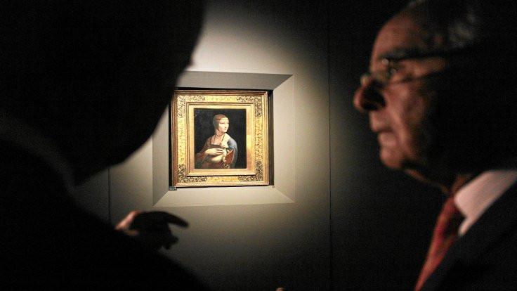 Da Vinci'li hazine ucuza gitti