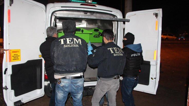 Viranşehir'de polis baskını: 4 kişi öldürüldü