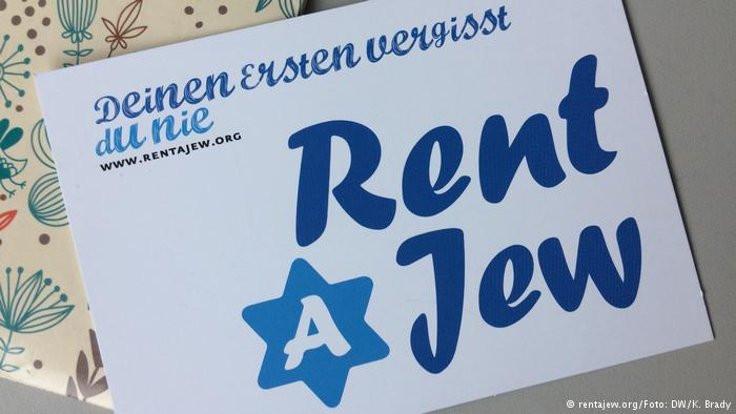 Bir Yahudi kirala!