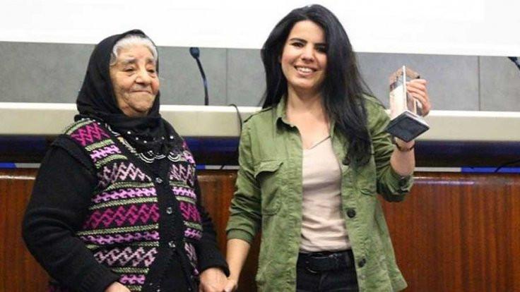 Gazeteci Zehra Doğan tahliye edildi