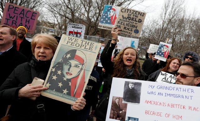 ABD'de 16 başsavcıdan Trump'a kınama