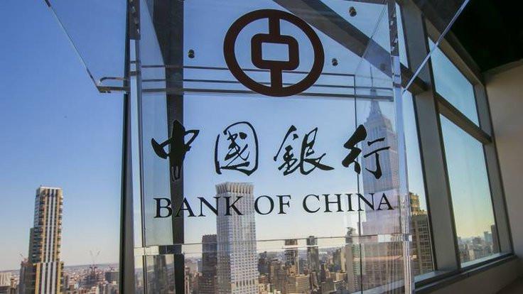 Çin'e Türkiye'de bankacılık vizesi