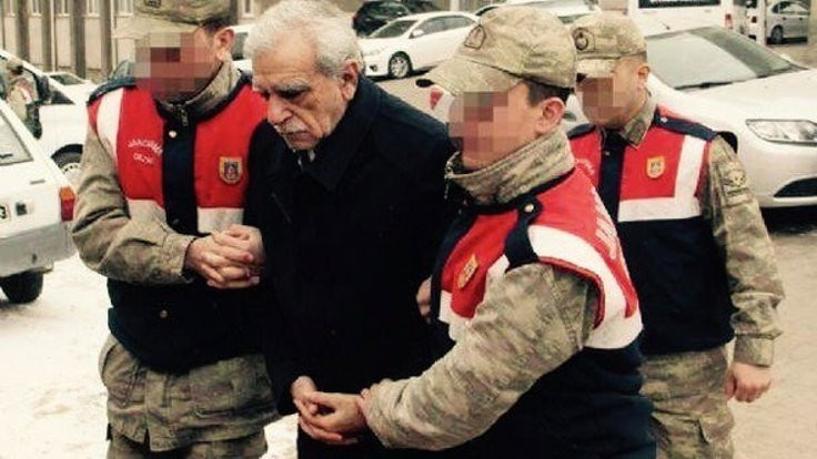 Ahmet Türk'ün saldırı altındaki onuru