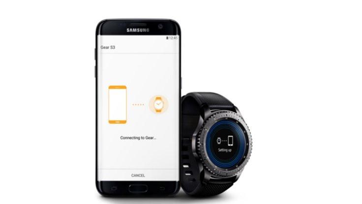 Samsung'a iPhone desteği