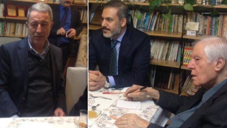 Akar ve Fidan'a tepki: Atatürk'e firavun demişti