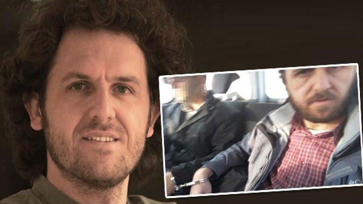 Gazeteciye TUSKON tutuklaması