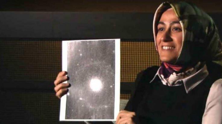 Burçin'in galaksi bulmasına çok sevindim