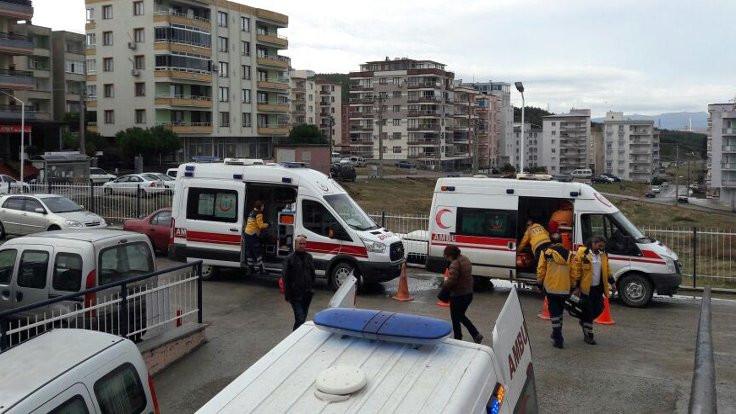 İzmir'de silahlı cinnet: 3 ölü