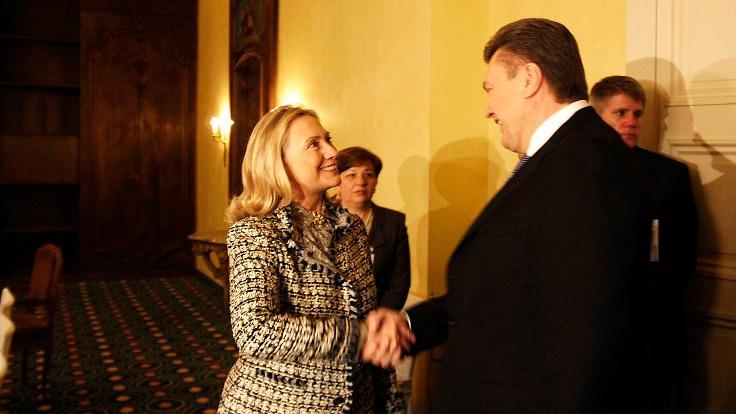 ABD'de yeni iddia: Ukrayna'dan Clinton'a para yardımı