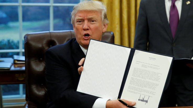 Dünya devleri Trump'a karşı