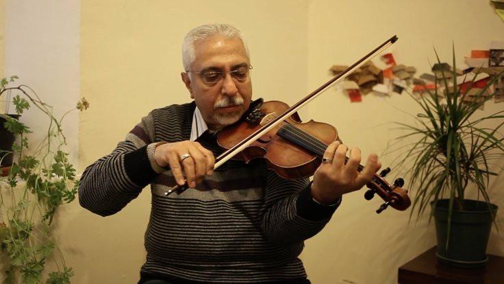Suriyeli müzisyenler İstanbul sokaklarında!
