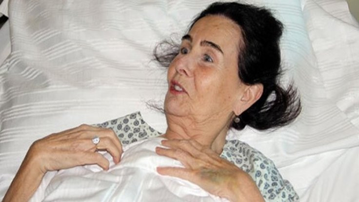 Fatma Girik 3 gündür hastanede!