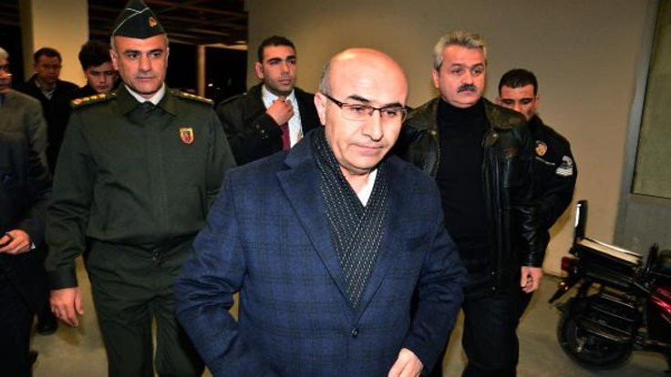 Adana cezaevinde yangın çıktı