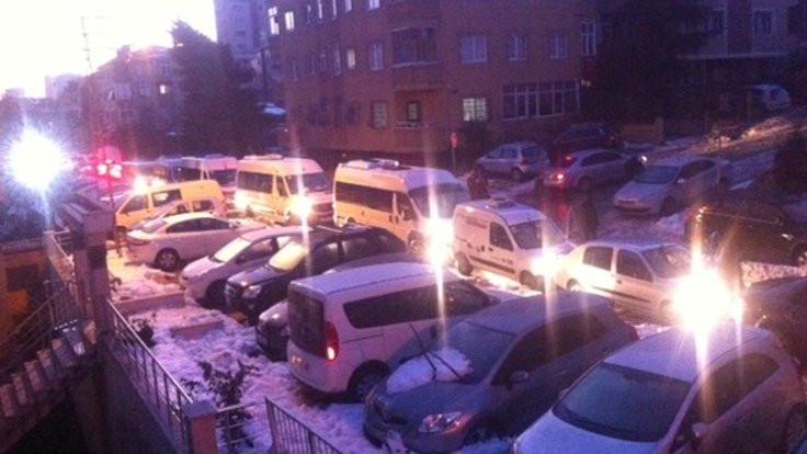 İstanbul trafiğinde 'buz' alarmı!