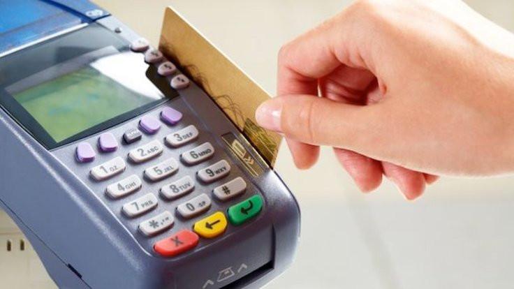 2016'da kredi kartına yüklendik