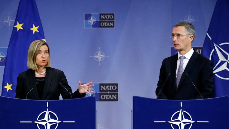 AB ve NATO'dan ilk açıklama