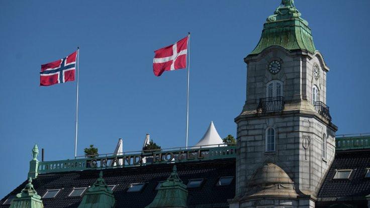 'Diplomat ve askerlerden Norveç'e başvuru'