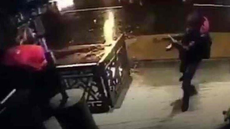 Reina davasında saldırı görüntüleri izlendi