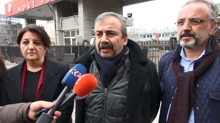 'Ahmet Türk için şefkat istemiyoruz'
