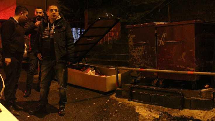 İstanbul'da bazanın içinde ceset bulundu