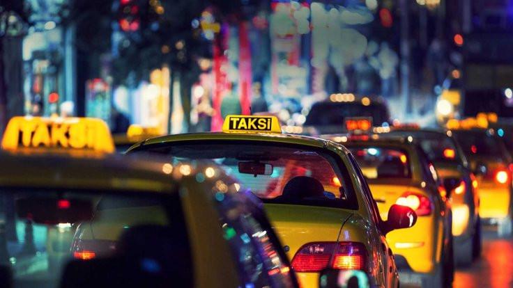 Takside en kısa mesafe 8.7 lira oldu