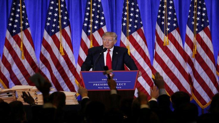 Trump Yahudileri de kızdırdı