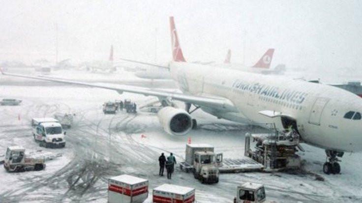 İstanbul'a değil Antep'e indiler