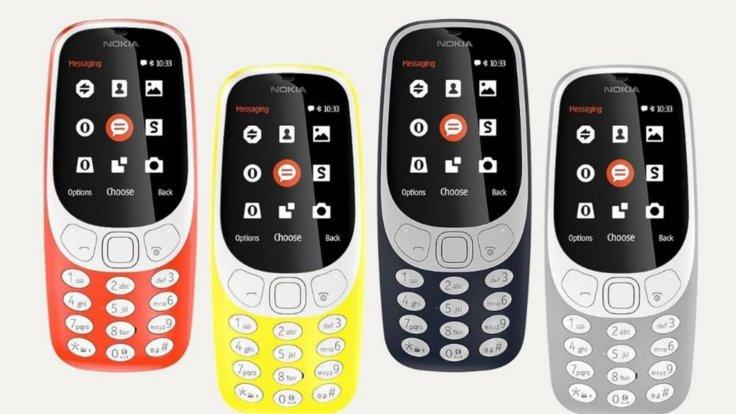 Yeni 3310 satışa sunuldu