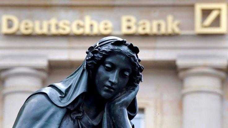 Deutsche Bank'ta hesap şaştı: Zarar büyük