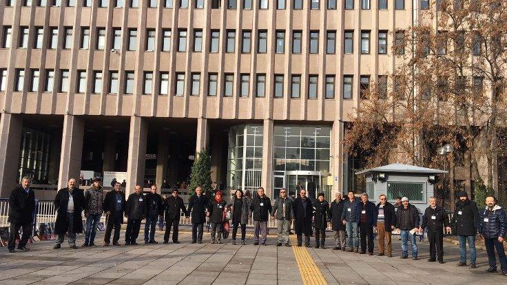 10 Ekim sanıklarından mahkemede tahrik