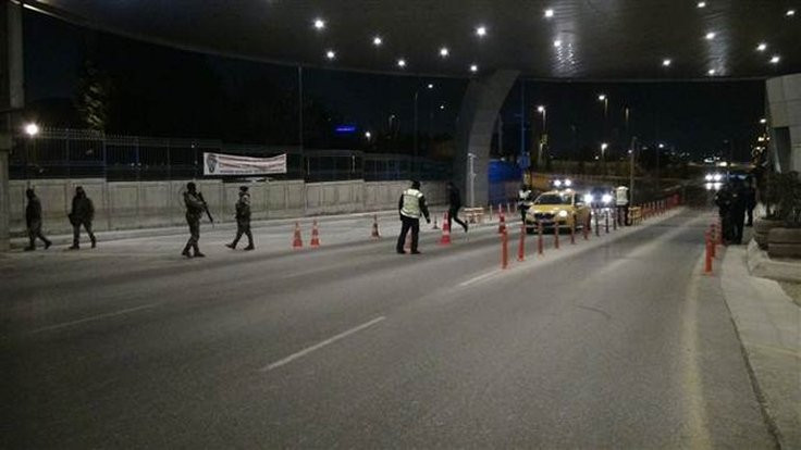 İstanbul'da şüpheli minibüs alarmı
