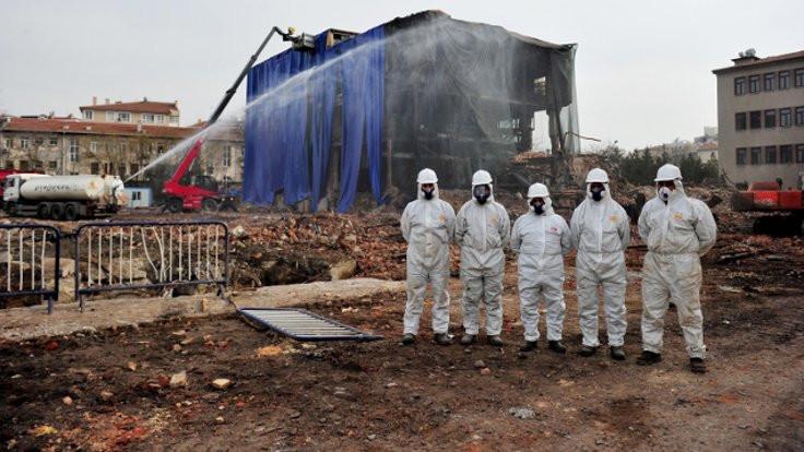 Asbest tehlikesi uzun dönemli!