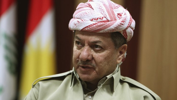 Barzani, IKBY Parlamentosu'na mektup gönderdi