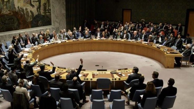 Rusya ve Çin'den Suriye vetosu