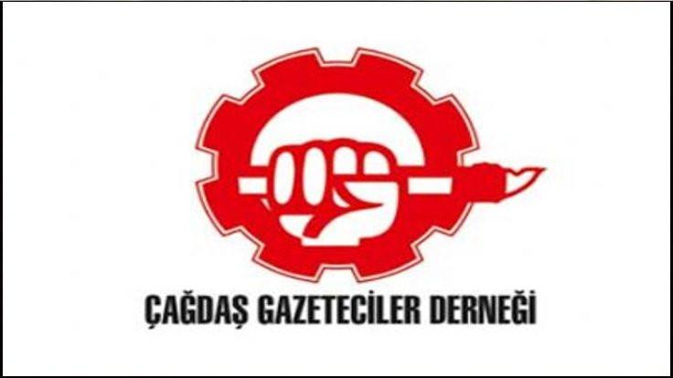 ÇGD yeni 'Basın Kartı Yönetmeliği'nin iptali için Danıştay'a başvurdu