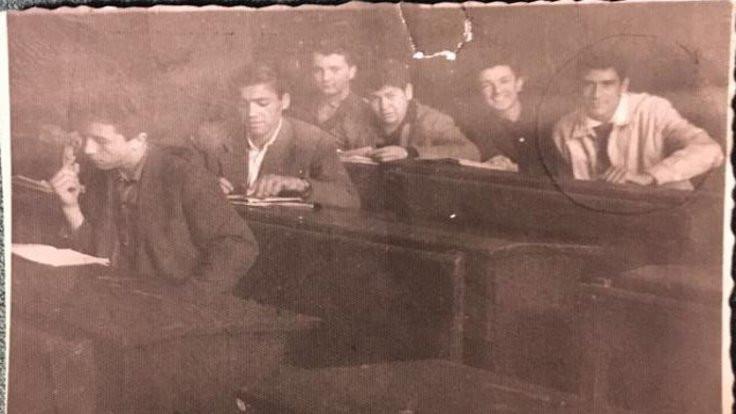 Deniz Gezmiş'in ilk kez yayınlanan fotoğrafı