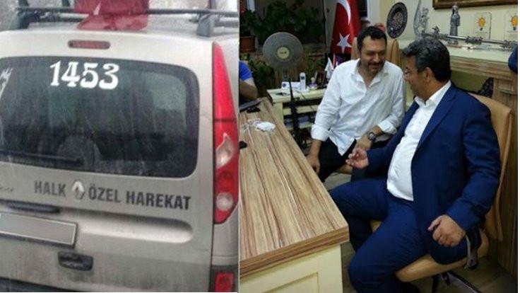 'Sokakta HÖH, AK Parti'de silah ne arıyor?'