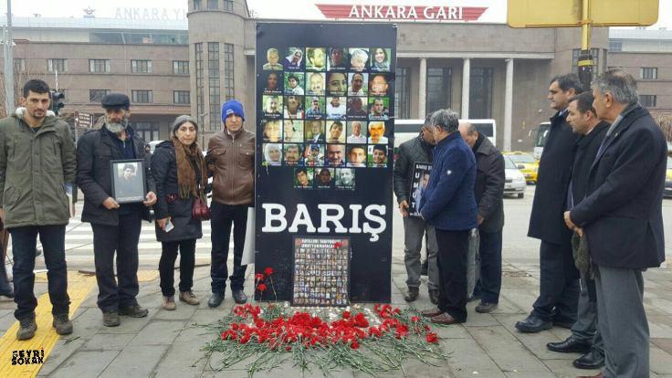Ankara Katliamı'nda devlet soruşturulacak