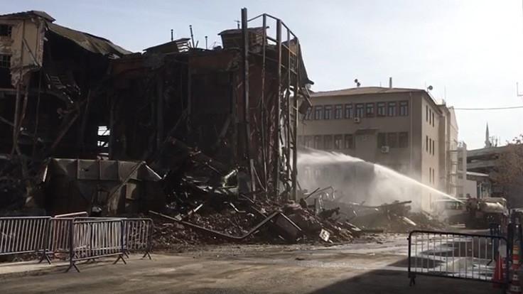 Ankara'da asbest alarmı