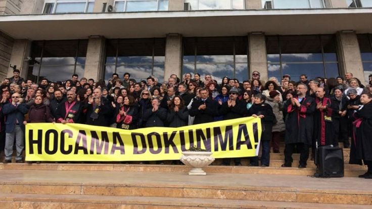 Ankara Tıp'tan ihraçlara tepki