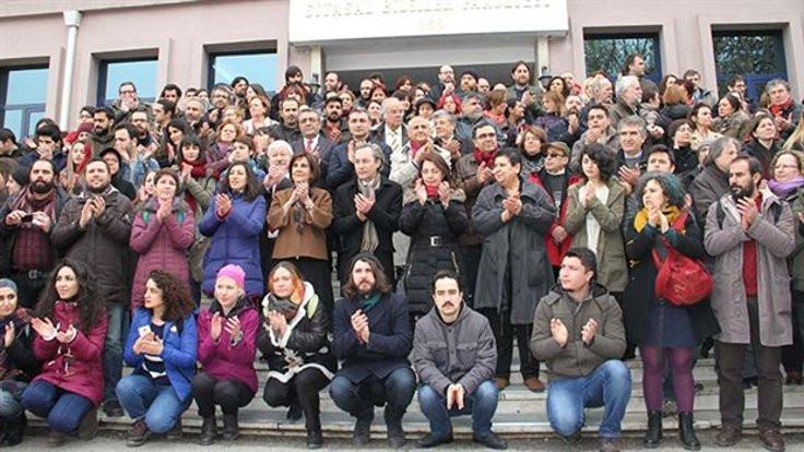 Ankara Üniversitesi ihraçları kabul etmiyor!