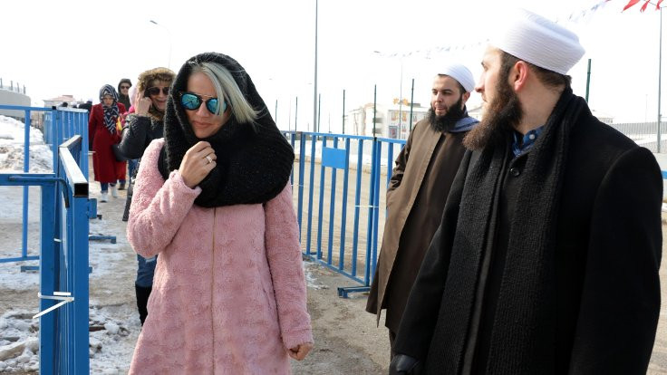 Olimpiyat'ta İslam'a davet