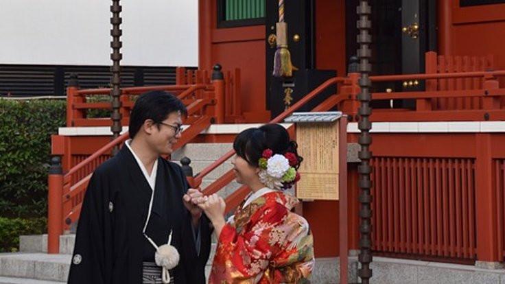 Japonların yarısı seks yapmıyor!