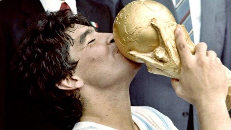 Rıdvan'ın frikiği, Maradona'nın eli, Zanetti'nin yüreği
