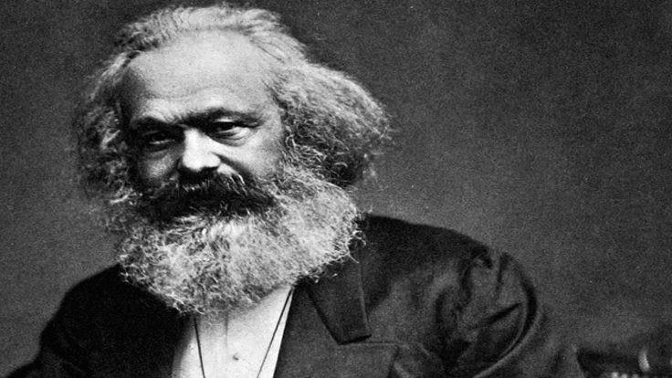 Marx ders kitabından gitti